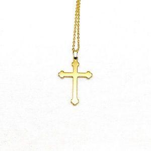Jewelry - Vintage Cross Necklace